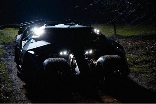 Batman Begins 4K UHD Blu-ray Review Szene 2