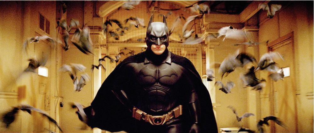 Batman Begins 4K UHD Blu-ray Review Szene 9
