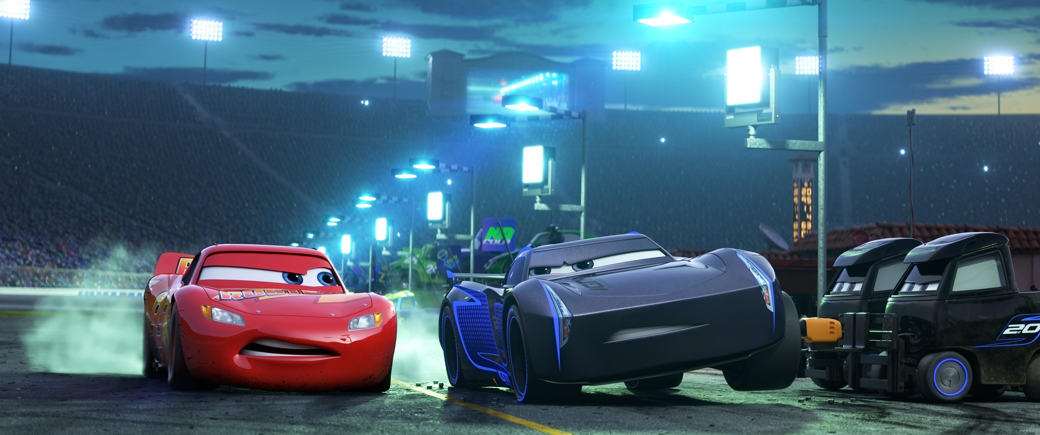 Blu Ray Cars