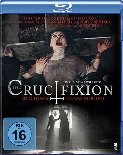 Crucifixion - Sei achtsam, für was du betest Blu-ray Review Cover-min