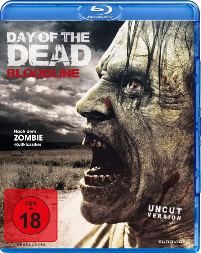 Day of the Dead Bloodline Blu-ray Review Cover