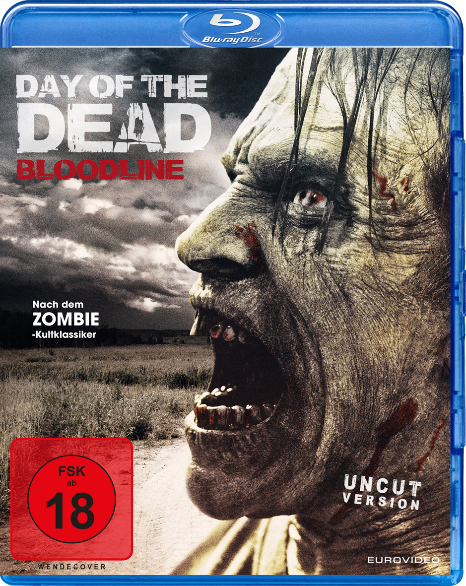 Blu-ray Kritik | Day of the Dead: Bloodline (Full HD Review, Uncut)