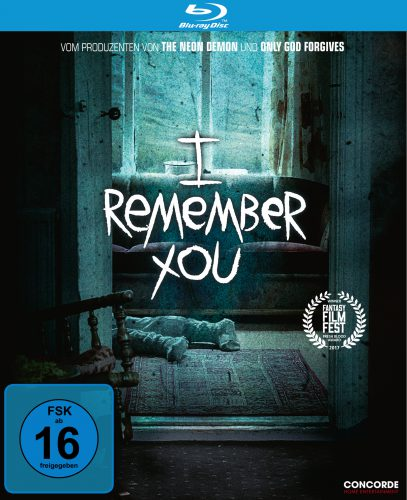 I Remember You Blu-ray Review Cover