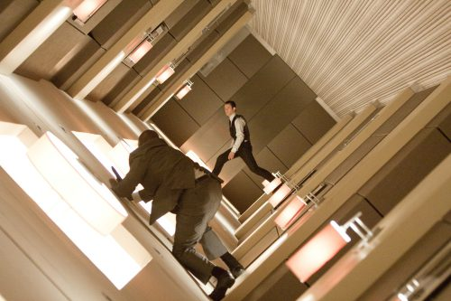 Inception 4K UHD Blu-ray Review Szene 1