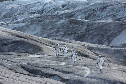 Interstellar 4K UHD Blu-ray Review Szene 2