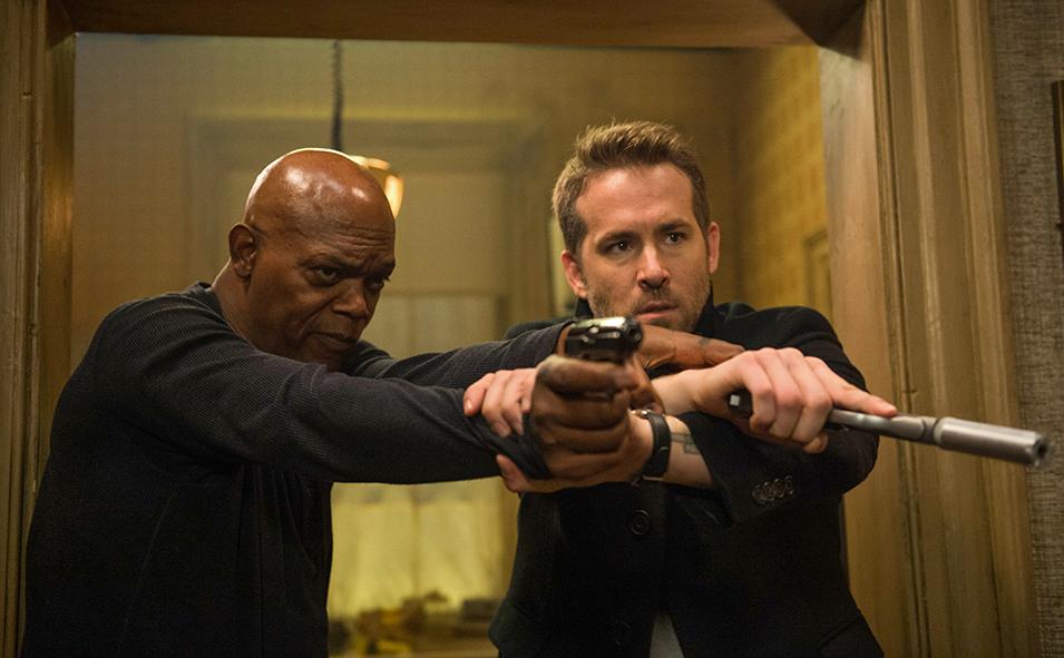Killer's Bodyguard - Leben am Abzug Blu-ray Review Szene 1