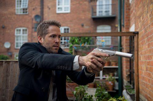 Killer's Bodyguard - Leben am Abzug Blu-ray Review Szene 5