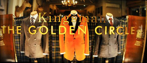 Kingsman Golden Circle BD vs UHD Bildvergleich 1
