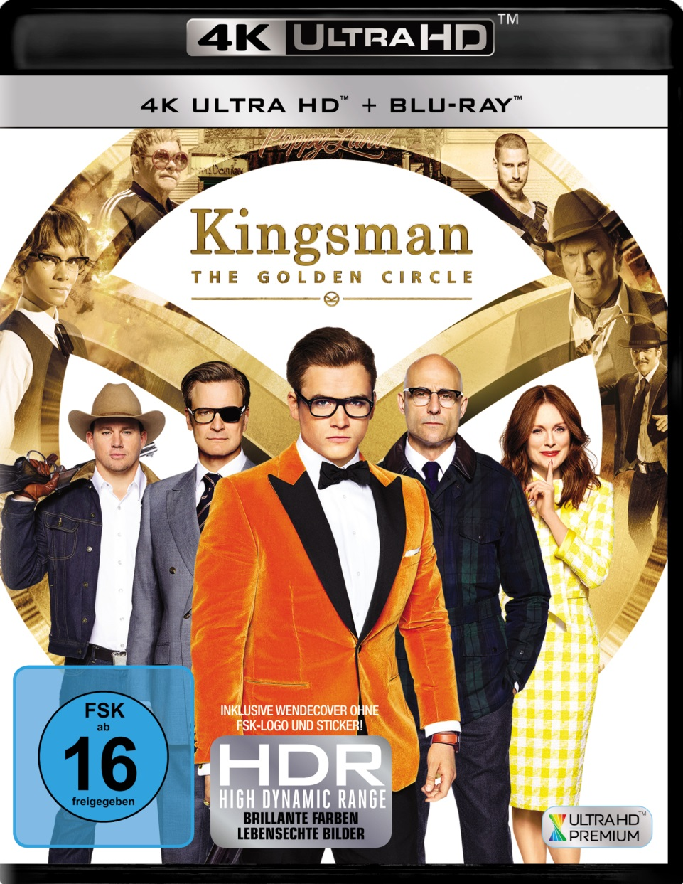 Kingsman The Golden Circle Wallpaper Best Wallpaper