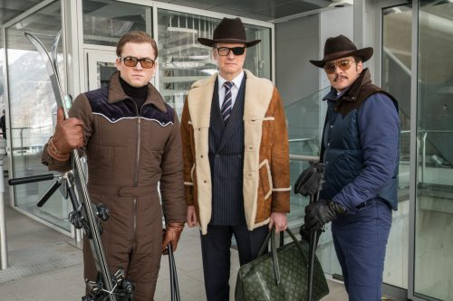 Kingsman The Golden Circle 4K UHD Blu-ray Review Szene 1