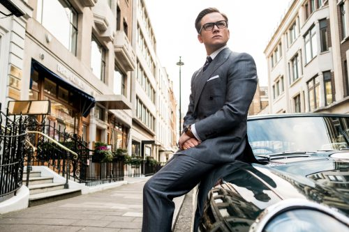 Kingsman The Golden Circle 4K UHD Blu-ray Review Szene 5