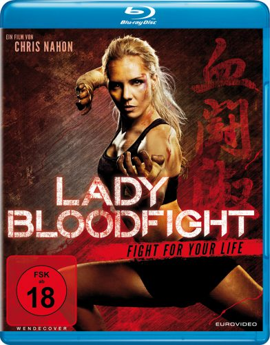 Lady Bloodfight - Fight for Your Life Blu-ray Review Cover