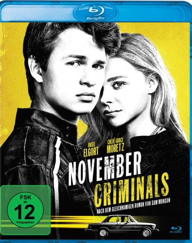 November Criminals Blu-ray Review Cover