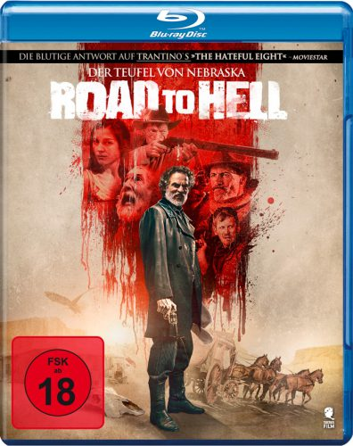 Road to Hell Blu-ray Review Cover