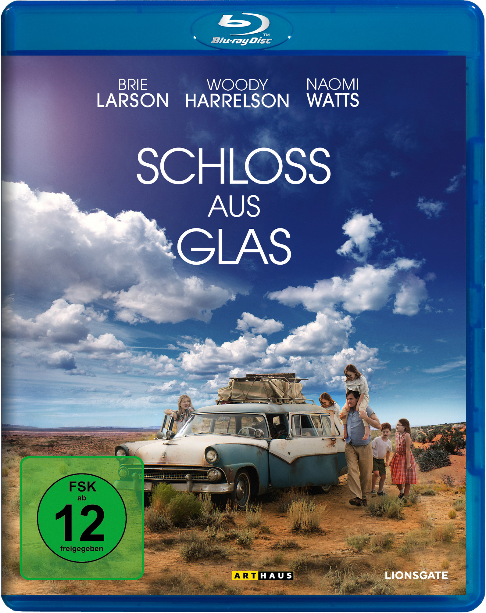 Blu Ray Kritik Schloss Aus Glas Full Hd Review Rezension