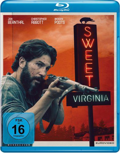 Sweet Virginia Blu-ray Review Cover