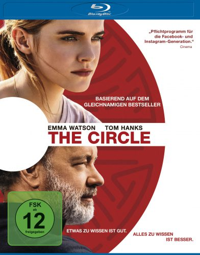The Circle Blu-ray Review Cover