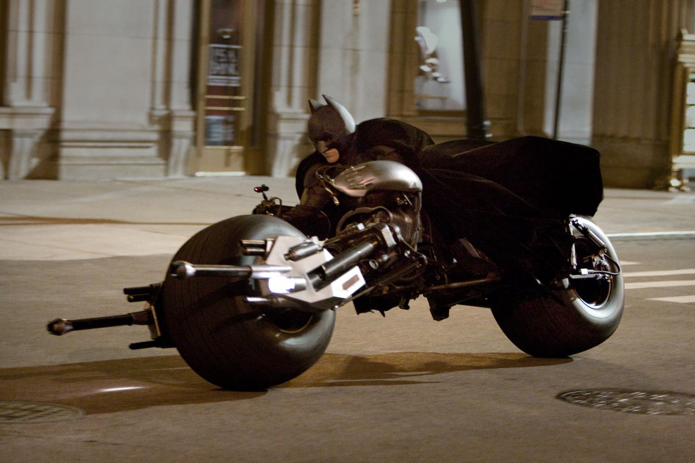 The Dark Knight 4K UHD Blu-ray Review Szene 5