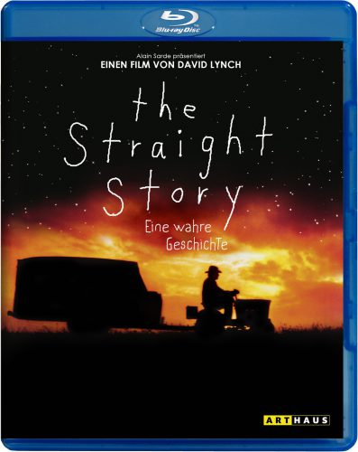 The Straight Story - eine wahre Geschichte Blu-ray Review Cover