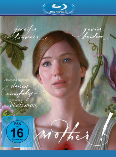 mother! Blu-ray Review Cover