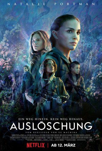 Auslöschung - Netflix - Review Cover