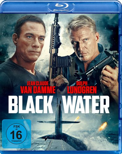 Black Water Blu-ray Review Cover