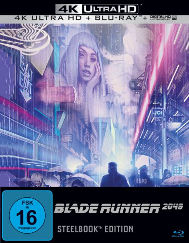 Blade Runner 2049 4K UHD Blu-ray Review Cover