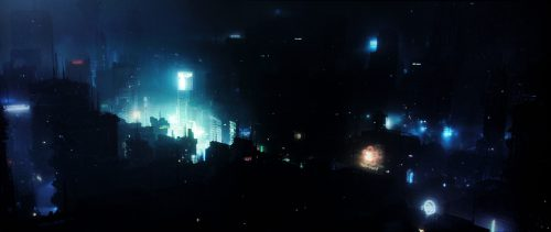 Blade Runner 2049 BD vs. UHD Bildvergleich 6