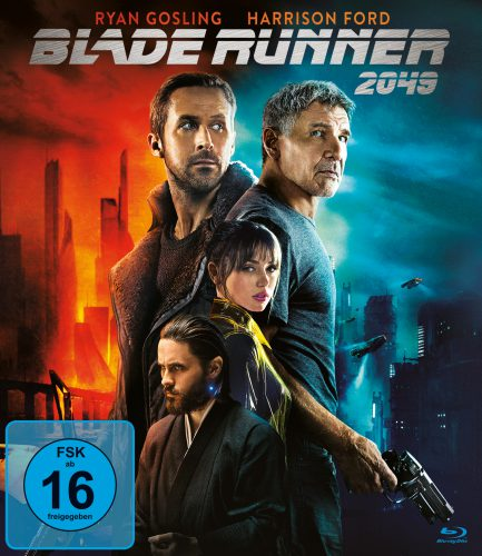 Blade Runner 2049 Blu-ray Review Cover