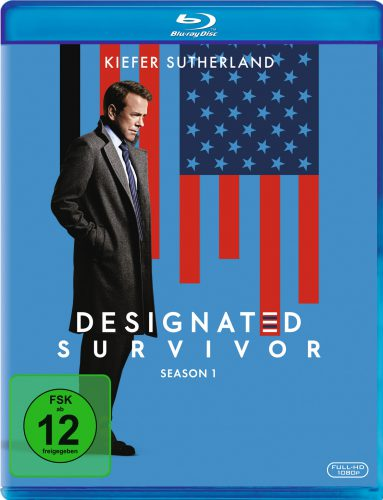 Designated Survivor Season 1 Blu-ray Review Cover