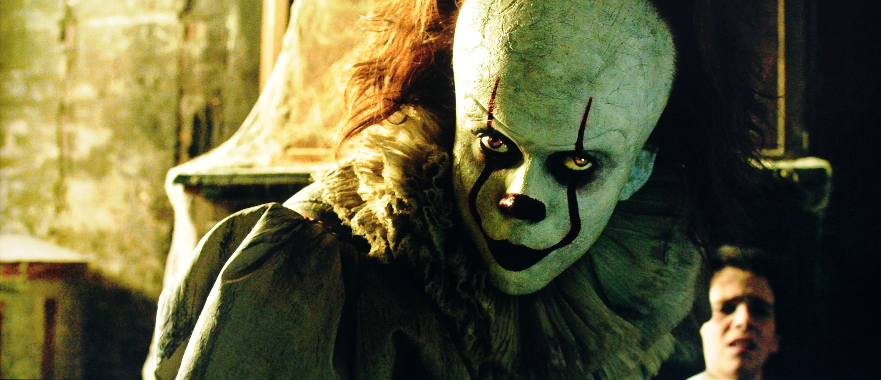 Pennywise Hintergrund: ES (4K Review, Stephen King, Rezension