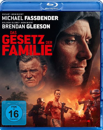 Gesetz der Familie Blu-ray Review Cover