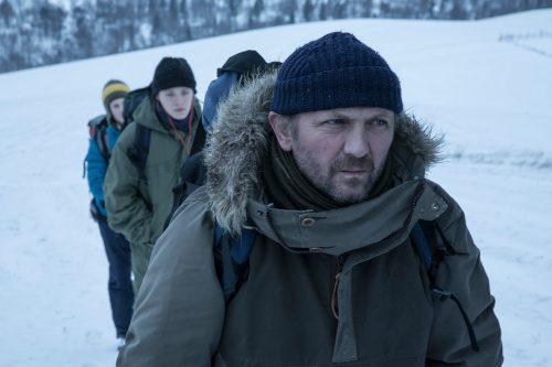 Grenzgänger - Gefangen im Eis Blu-ray Review Szene 2
