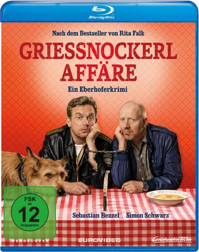 Griessnockerlaffäre Blu-ray Review Cover