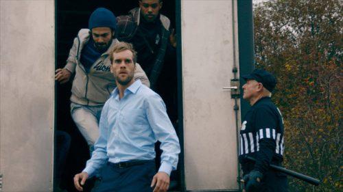 Immigration Game. Neue Regeln. Keine Chance. Blu-ray Review Szene 2