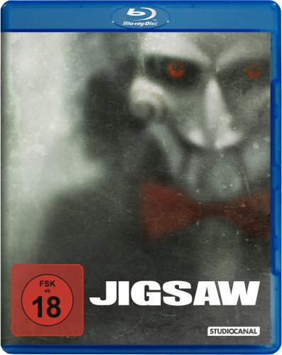 Jigsaw Blu-ray Review Cover