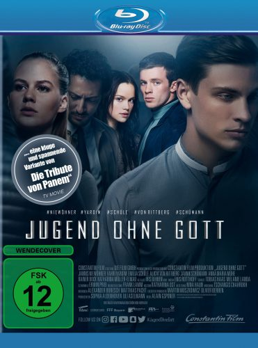 Jugend ohne Gott Blu-ray Review Cover