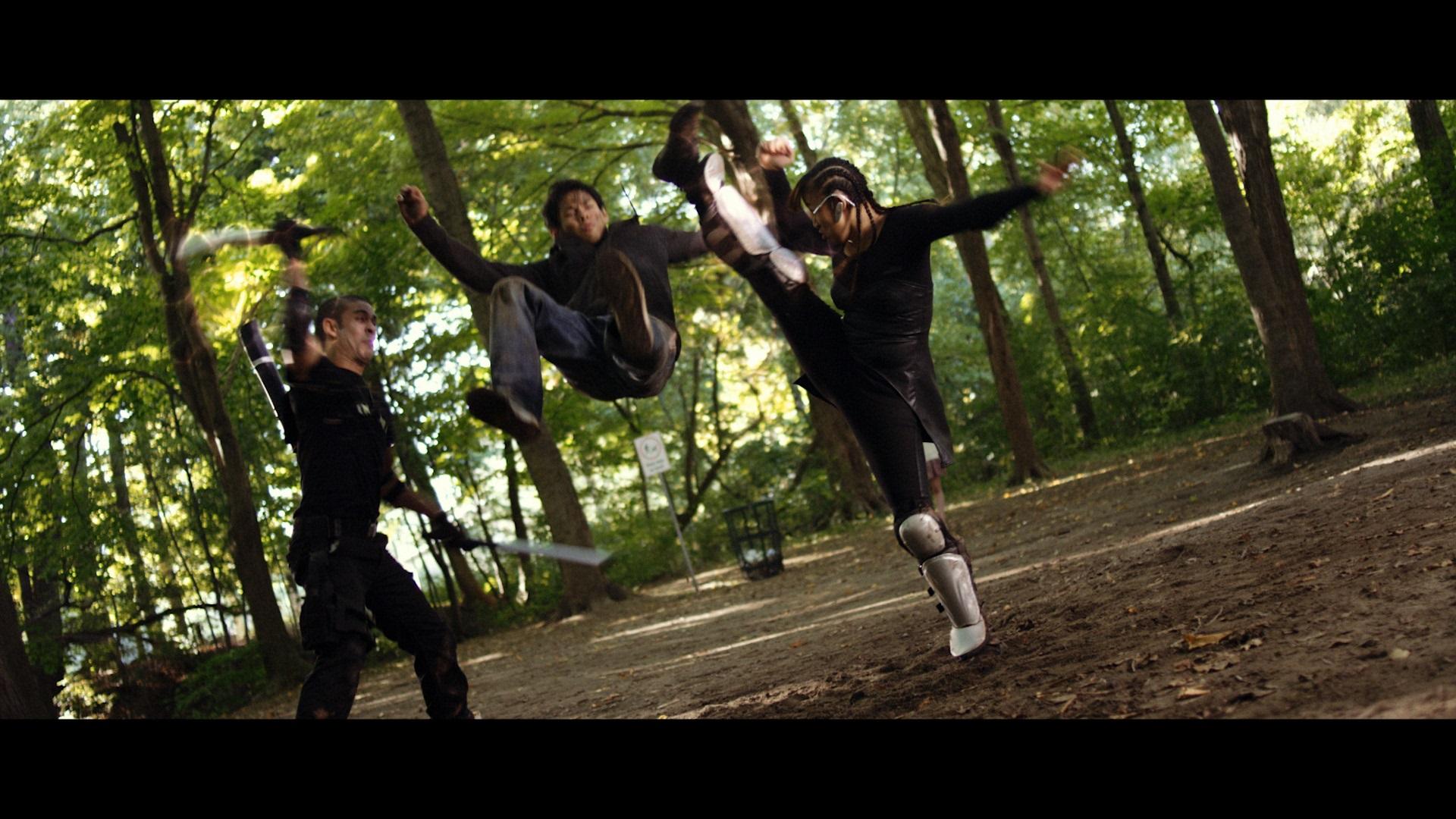 Killing Soldier Blu-ray Review Szene 2