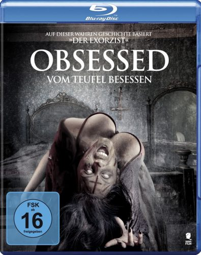 Obsessed - Vom Teufel besessen Blu-ray Review Cover-min