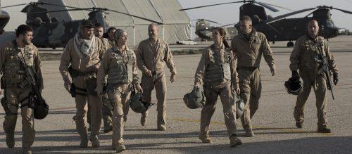 Rescue Under Fire Blu-ray Review Szene 4