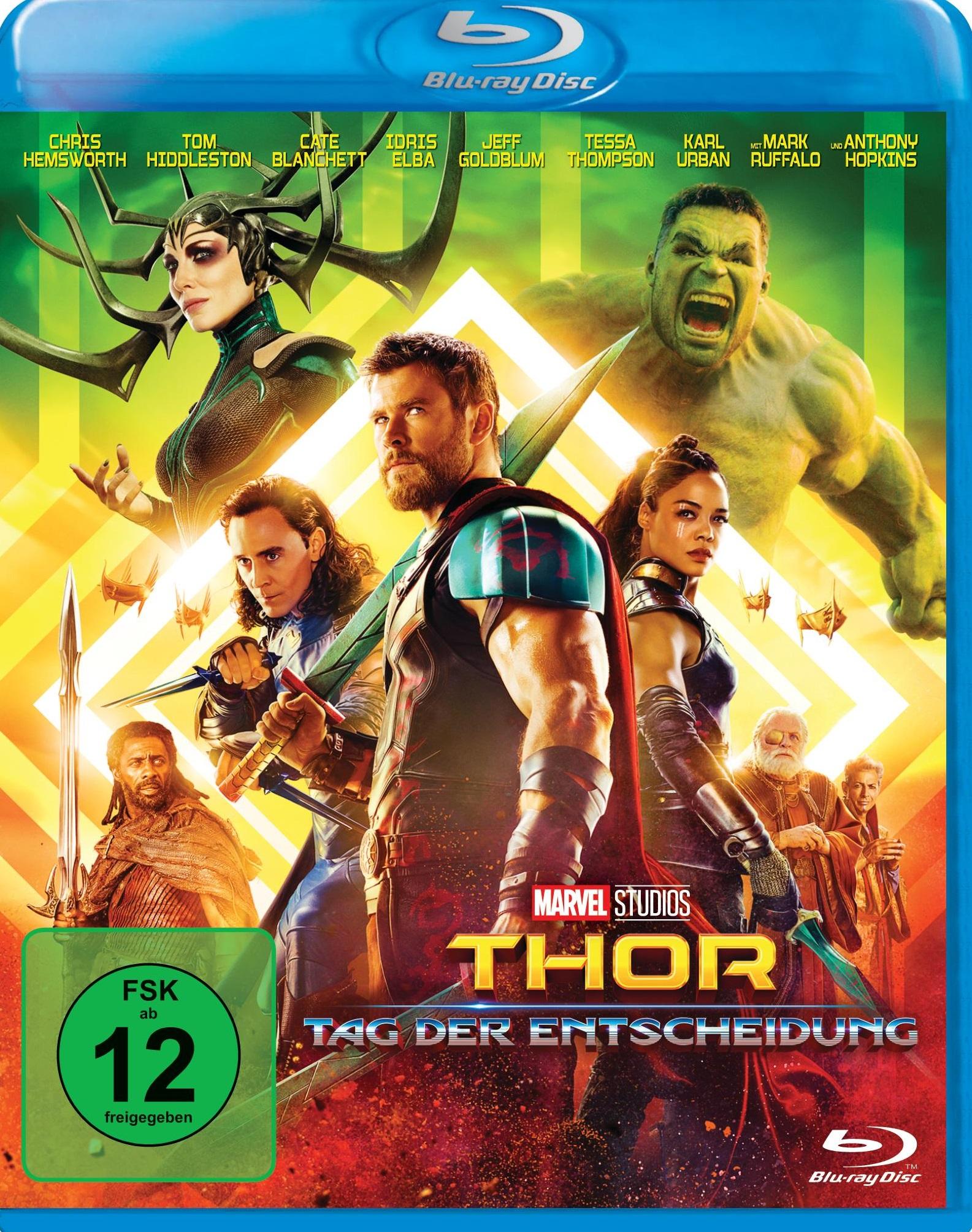 Uhd Blu Ray Kritik Thor Tag Der Entscheidung 4k Review Rezension