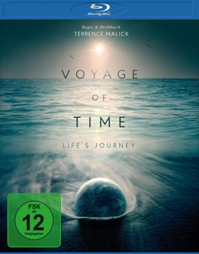 Voyage of Time - Life's Journey Blu-ray Review Cover