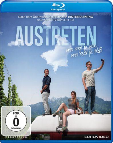 Austreten - ma sogt ja nix, ma redt ja bloß Blu-ray Review Cover