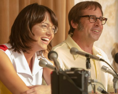 Battle of the Sexes - Gegen jede Regel Blu-ray Review Szene 1