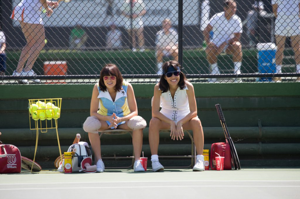 Battle of the Sexes - Gegen jede Regel Blu-ray Review Szene 8