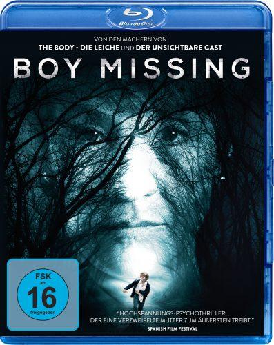 Boy Missing BD Cover
