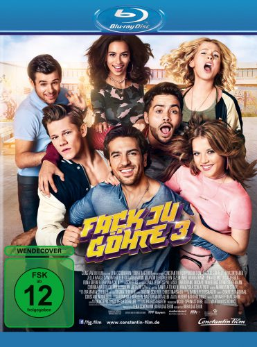 Fack Ju Göhte 3 Blu-ray Review Cover