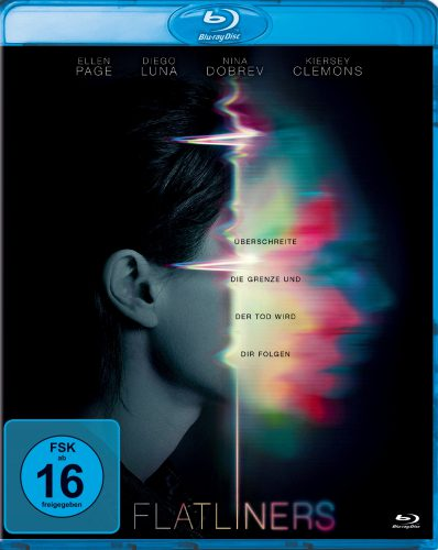 Flatliners 2017 Blu-ray Review Cover