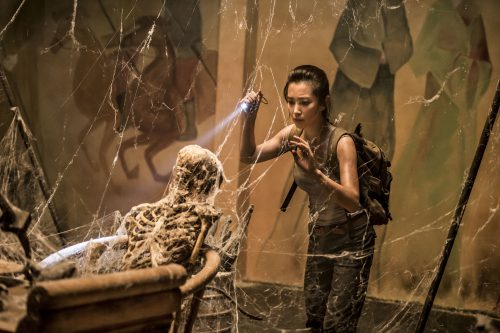 Guardians of the Tomb Blu-ray Review Szene 1