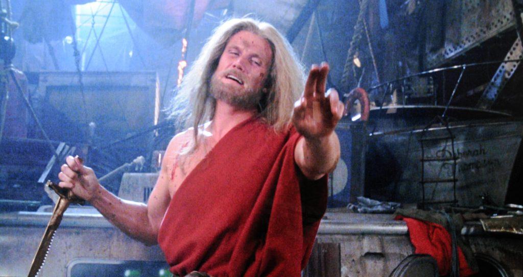 Johnny Mnemonic Blu-ray Review Szene 27